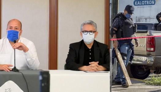 Policías revelan que Alfaro y su fiscal ordenaron la represión en Jalisco