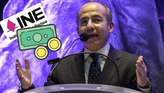 México Libre ni es partido y Calderón ya quiere financiamiento del INE