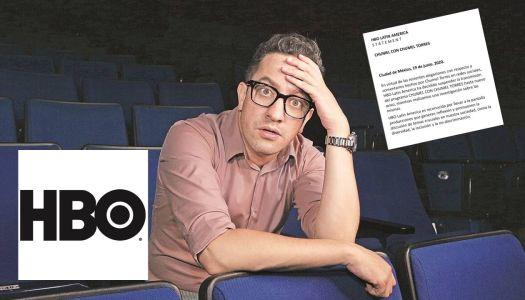 Se desmorona Chumel Torres: HBO suspende su programa