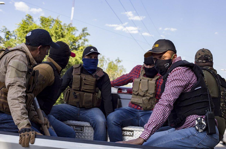 Agentes de la Fiscalía Jalisco vestidos de civil que generaron desapariciones forzadas el 5 de junio en Guadalajara