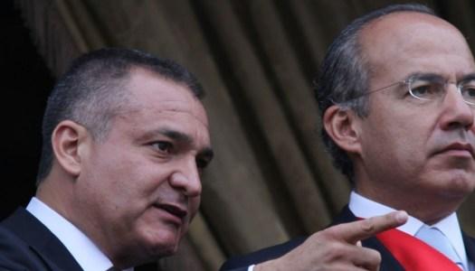 Calderón sí sabía: su gobierno archivó 12 denuncias contra García Luna