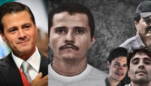 Gobierno de EPN descongeló cuentas ligadas a grupos del narcotráfico