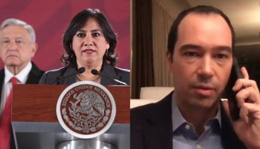 Con AMLO no hay intocables: SFP de Irma Eréndira inhabilita a hijo de Bartlett