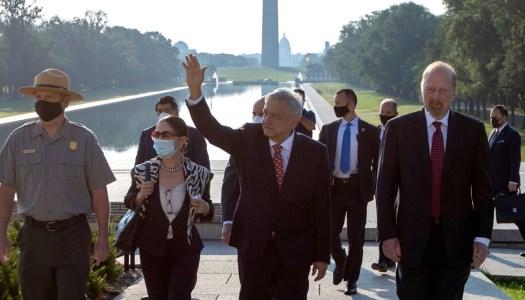 AMLO se reúne con Trump en la Casa Blanca | EN VIVO