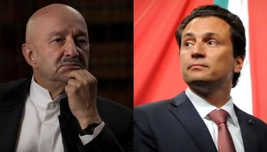 Salinas, preocupado por revelaciones de Lozoya; busca hacerse español