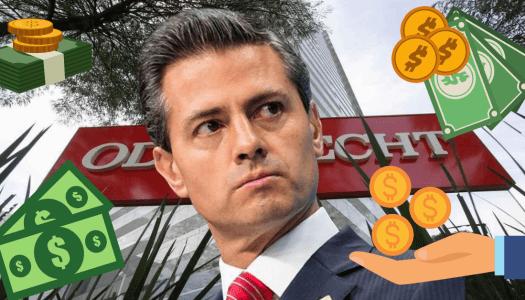 Odebrecht le pagó la campaña a Peña Nieto en 2012: Emilio Lozoya