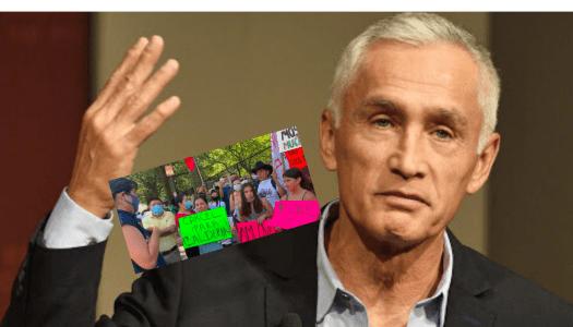 Migrantes afirman que Jorge Ramos traicionó a los mexicanos