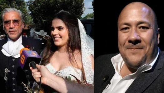 Se acaban en redes a Alfaro por permitir mega boda de los Fernández