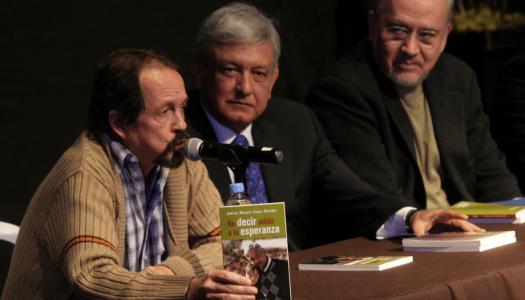 Jaime Avilés, tres momentos en una vida de lucha y letras