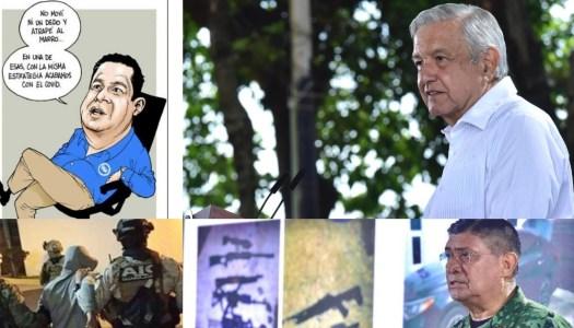 PAN se colgó medalla pero fue Gobierno de AMLO quien capturó a 'El Marro'