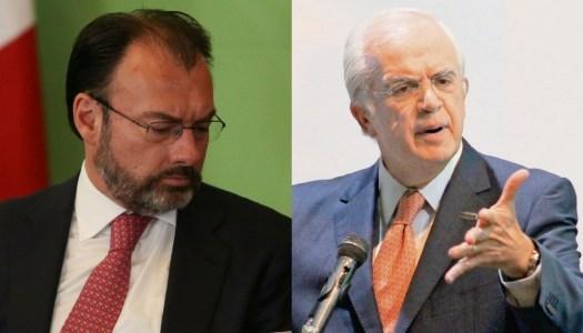 Videgaray y Aspe hicieron millonarios negocios con dinero público