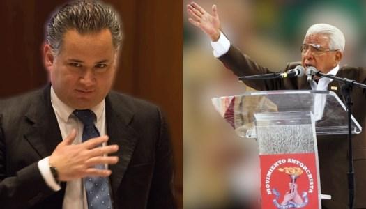 El gran golpe de Santiago Nieto a los corruptos de Antorcha Campesina