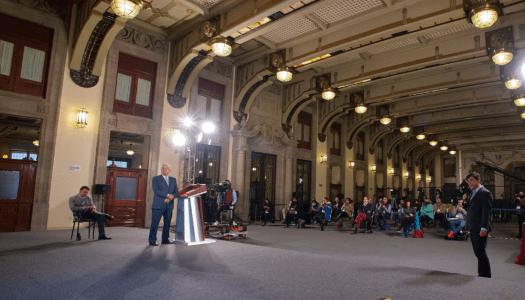 Conferencia de prensa mañanera de AMLO (23/09/2020) | En vivo