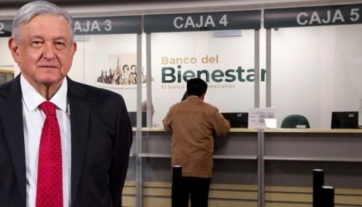 Crece el Banco del Bienestar; ya atiende a 6.6 millones de beneficiarios