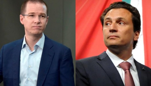 """Juez batea demanda de Ricardo Anaya contra Lozoya por """"daño moral"""""""