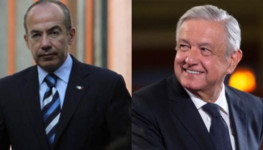 AMLO está dispuesto a extraditar a Calderón si Estados Unidos lo pide