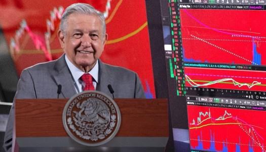 Austeridad de AMLO da confianza al mercado de bonos: Bloomberg