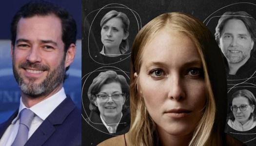 Hijo de Salinas amenazó a actriz por revelar atrocidades de la secta NXIVM