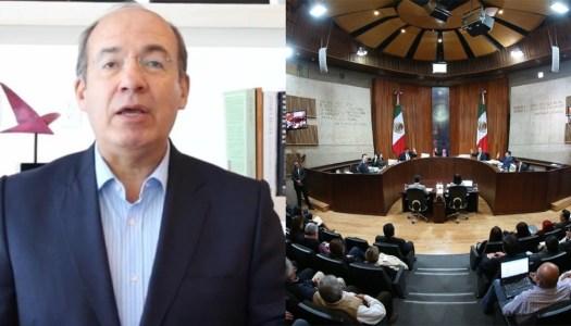 México Libre no va, propone magistrado del TEPJF en su proyecto
