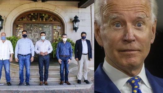 """El ridículo de la Alianza Federalista: ahora """"reconocen"""" a Biden"""