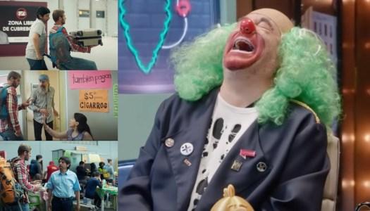 Brozo y Latinus se mofan de mexicanos con parodia del aeropuerto de Santa Lucía