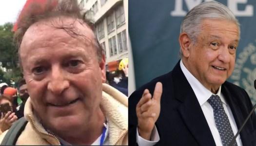 """Gilberto Lozano amenaza con """"acabar"""" a AMLO mediante grupo de élite"""