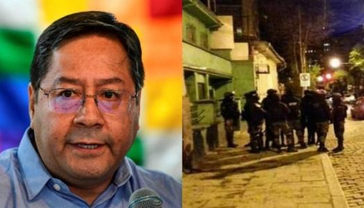 Derecha atenta contra Luis Arce, el presidente electo de Bolivia
