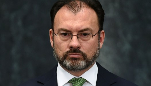 """Luis Videgaray está en la mira de la FGR por """"traidor a la patria"""""""