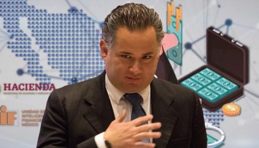 Le ponen dientes a la UIF de Santiago Nieto: podrá bloquear cuentas sin orden judicial