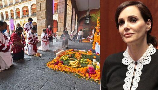 Lilly Téllez, la senadora anti-mexicana