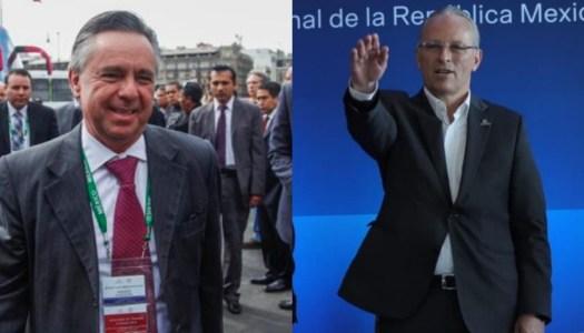 Hermano del corrupto Medina Mora será el nuevo presidente de la Coparmex