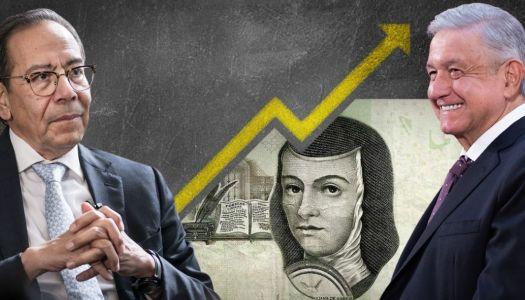 CCE pronostica que PIB de México crecerá con AMLO un 4% o más