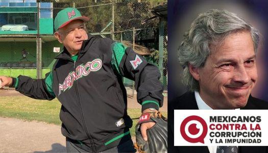 Revive MCCI de Claudio X. González nota de 2020 para pegarle a AMLO