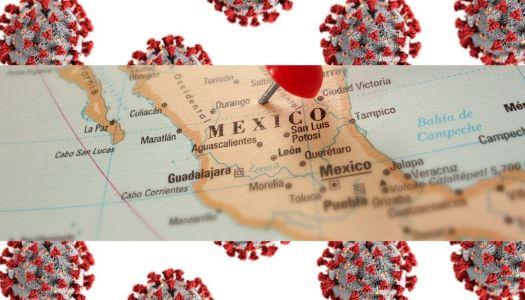 Nueva cepa más contagiosa de Covid-19 llega a México