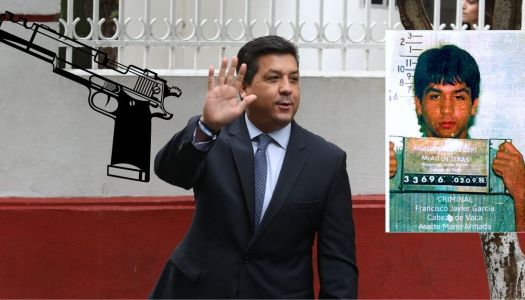 Cabeza de Vaca, el gobernador que robó armas en EU y hoy espera desafuero