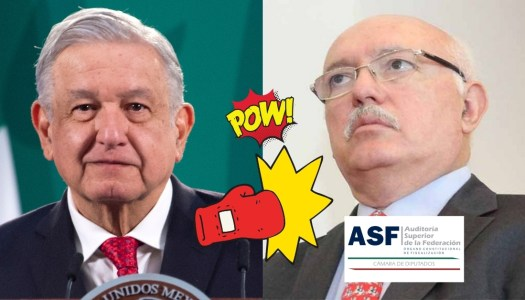 ASF le da la razón a AMLO: admite que infló auditoría del NAIM un 232 por ciento