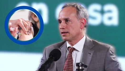 López-Gatell estalla contra fifís por saltarse la fila para vacunarse