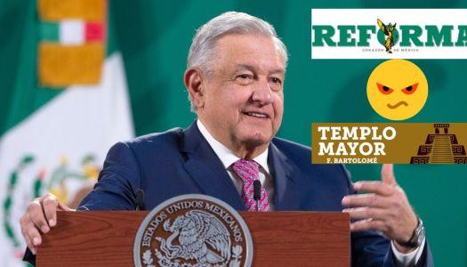 Templo Mayor de Reforma, la columna del odio y la mentira