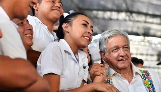 AMLO tiene el flow; jóvenes en México aprueban su gobierno
