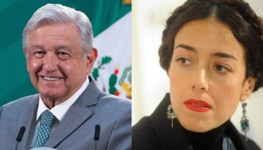 Cecilia Suárez pide que ya termine sexenio de AMLO; le llueven críticas