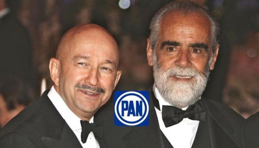 """El PAN se """"renueva""""; lanzan al """"Jefe Diego"""" como líder de la juventud"""
