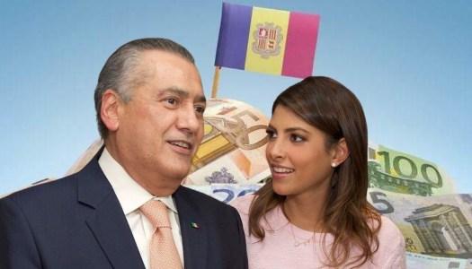 Hija de Beltrones cerró su cuenta pero dejó los 10.4 millones de dólares en Andorra