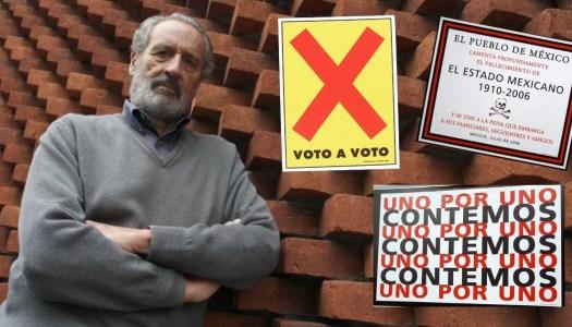 Murió Vicente Rojo, un artista de izquierda comprometido con la 4T