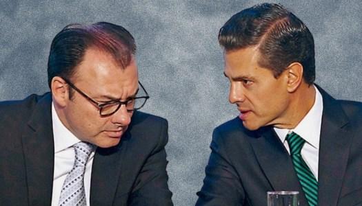 FGR señala a EPN y Videgaray en trama de los sobornos de Odebrecht