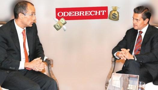 SAT de Peña Nieto condonó más de mil millones a Odebrecht