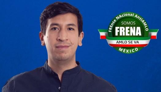 Pedro Kumamoto se deja abrazar por la ultraderecha anti AMLO