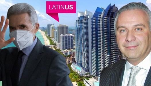 Collado es dueño de lujoso apartamento en Miami donde vive Madrazo
