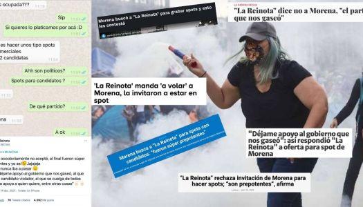 La Reinota y la decadencia de los medios de comunicación mexicanos
