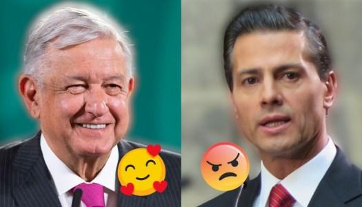 AMLO, el Presidente más querido; Peña Nieto, el más repudiado: El País