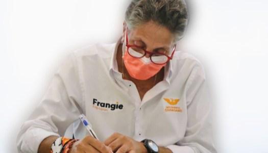 Miente Frangie en su declaración patrimonial; oculta empresa de vinos